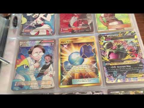 Showin' My Pokemon Cards
