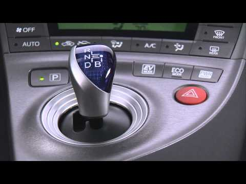2012 Toyota Prius HD Video