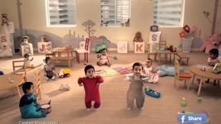 Kit Kat Dancing Babies New Ad India