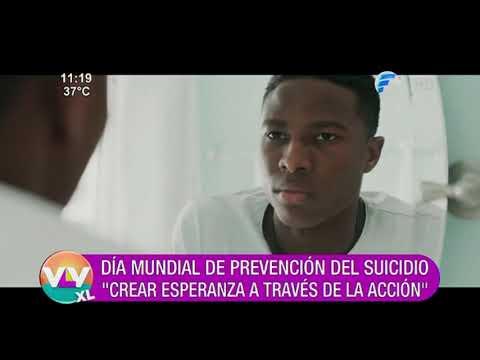 Día mundial de la prevención del suicidio.