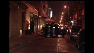 Homobre asesinado en ataque armado en zona 19 capitalina