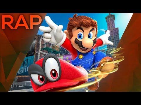 connectYoutube - Rap de Mario EN ESPAÑOL (Super Mario Odyssey) - Shisui :D - Rap tributo n° 61