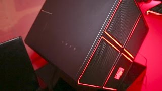 The HP Omen X Desktop is a new angle on gaming PCs