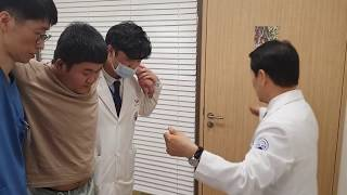 서면자생한의원 요추디스크 3군데나 돌출된 환자 치료 -  청주자생한방병원 이희범 원장