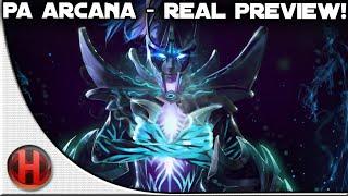 Dota 2 | Phantom Assassin Arcana Manifold Paradox | REAL INGAME PREVIEW!