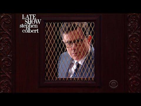 Stephen Colbert's Midnight Confessions, Vol XXIV