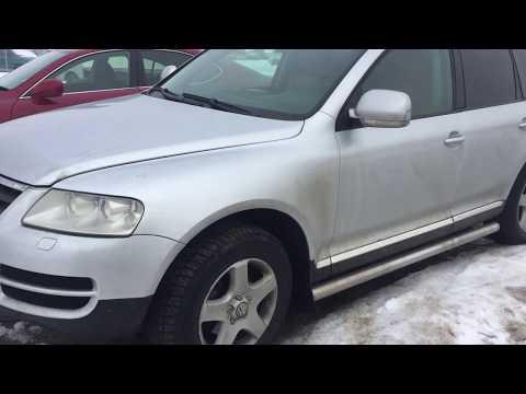 Volkswagen Touareg 2003 г запчясти