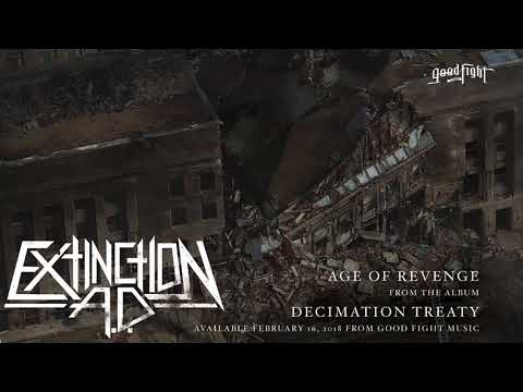 EXTINCTION A.D. - AGE OF REVENGE [OFFICIAL STREAM]