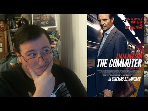 connectYoutube - The Commuter aka Liam Neeson Gets His Ass Beat (Movie Review)