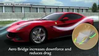 F12berlinetta - Aerodynamics Vision