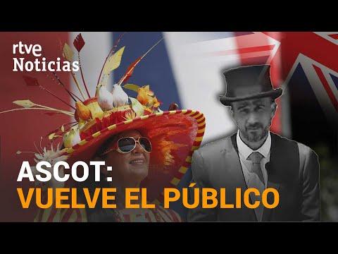 REINO UNIDO: Cita ineludible para ver SOMBREROS y PAMELAS extravagantes   RTVE Noticias