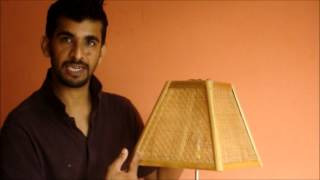 video of Pyramid Saloni Lamp