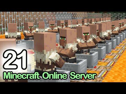 Minecraft-1.17.1-ตอนที่-21-กดป