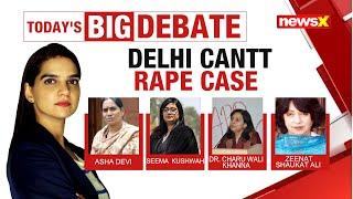 Delhi Cantt Rape Case | Swift Justice Is Only Solution? | NewsX - NEWSXLIVE