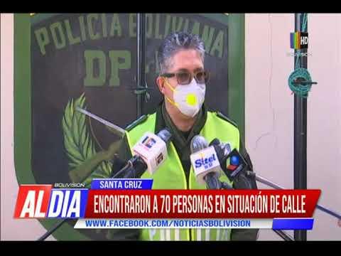 Desalojaron a 70 personas en situación de calle del Cordón Ecológico