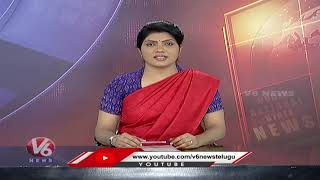 Opposition Protest In Parliament Over Pegasus Issue | V6 News - V6NEWSTELUGU