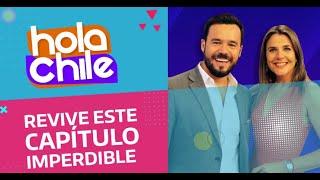 Hola Chile Programa Completo Viernes 15 de Enero 2021