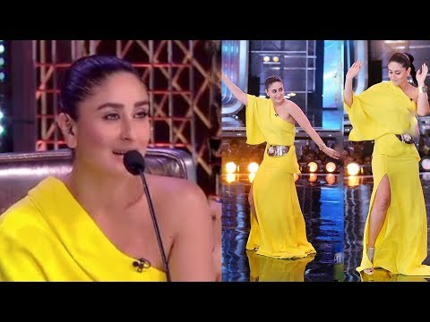 Kareena Kapoor Dance On Dance India Dance Season 7 Episode | Viral Video