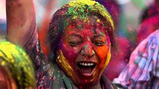 Fun with Ashopi Happy Holi enjoy lovely colour festival