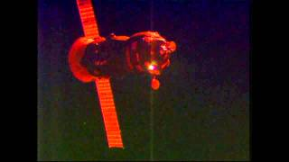 Russian Supply Ship Arrives at ISS