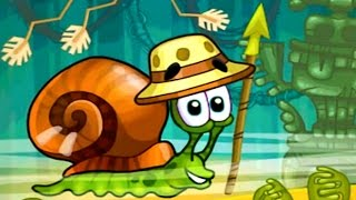 Snail Bob 2. Island Story. Complete Walkthrough Levels 1 - 30. All Stars and Puzzles