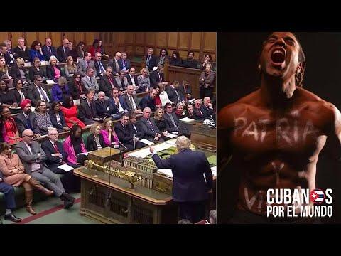 Yotuel denunciará los atropellos del régimen contra el pueblo cubano frente al Parlamento Europeo