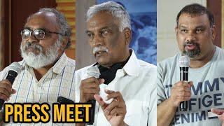 Marana Vagmulam Press Meet | Bharadwaja Thammareddy | Mahesh Kathi | TFPC - TFPC