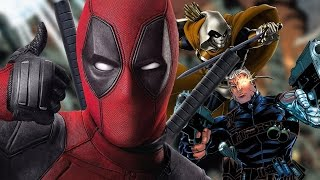 Deadpool 2 - What Villains Ryan Reynolds and TJ Miller Want