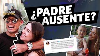 La fuerte indirecta que tacha al Chicharito de ¿padre ausente | Telemundo Deportes