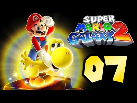 SUPER MARIO GALAXY 2 NINTENDO WII FR EPISODE 7 | YOSHI LUMINEUX !