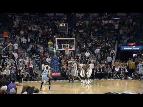 Top 10 NBA Plays: March 12th