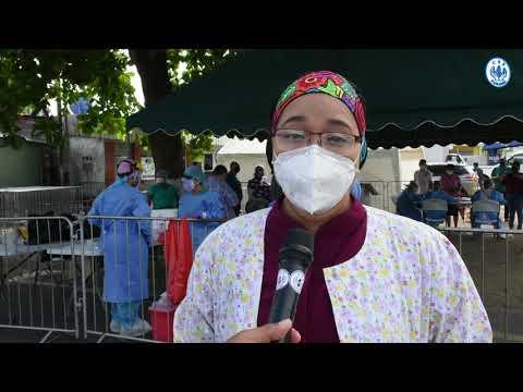 Personal del Hospital Dionisio Arrocha y de los CAPPS de Barú realizaron hisopados
