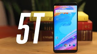 OnePlus 5T hands-on