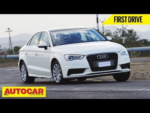2014 Audi A3 Sedan 1.8 TFSI Petrol | Exclusive India Drive Review