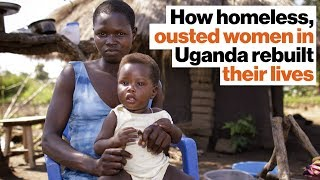 Huts for Peace: How homeless, ousted women in Uganda rebuilt their lives | Agnes Igoye