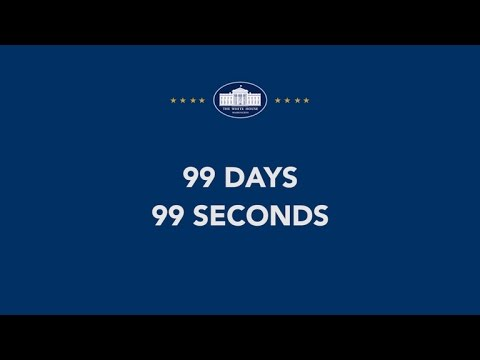 99 Days in 99 seconds