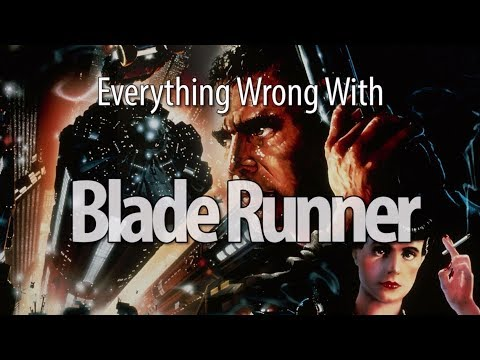 connectYoutube - Everything Wrong With Blade Runner In 17 Minutes Or Less