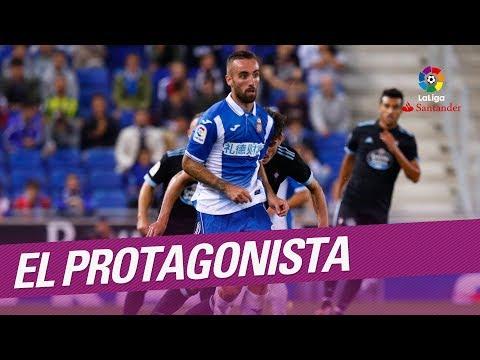 El Protagonista: Sergi Darder, jugador del RCD Espanyol