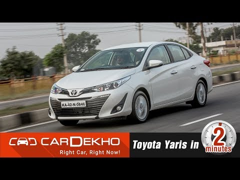 #In2Min: 2018 Toyota Yaris | Features, Specs, Price, Launch Date & More!