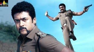 Best Police Officer Scenes Back to Back   Powerful Telugu Action Scenes   Sri Balaji Video - SRIBALAJIMOVIES