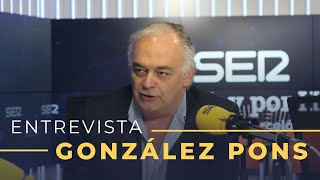 Entrevista a Esteban González Pons en Hoy por Hoy [05/02/2020]