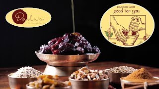 Dadu's Immunity Packed Sweets | Dadus Mithai Vatika Hyderabad - SRIBALAJIMOVIES
