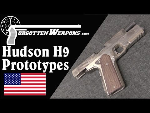 connectYoutube - Hudson H9 Prototypes & Development (with Cy Hudson)