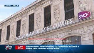 Marseille: fausse