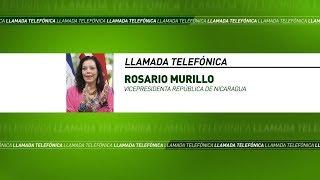 Comunicación Íntegra de la Compañera Rosario Murillo (06 de Agosto de 2020)