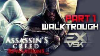 Assassin's Creed Revelations Walkthrough Partie 1 Comment