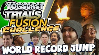 Trials Fusion Challenge Part 2 - World Record Jump