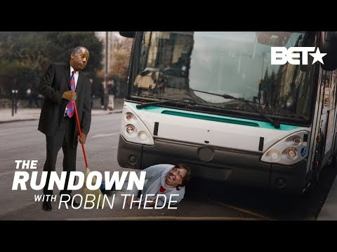 Ben Carson Has Us Shaking Our Heads... Again | The Rundown With Robin Thede