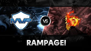 Rampage! by QO vs FirstDeparture @ StarSeries XI