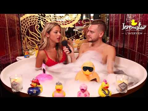 connectYoutube - Maddy (Les Marseillais VS Le Reste du Monde 2) dans le bain de Jeremstar - INTERVIEW